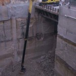 Long Reach Excavation